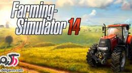 دانلود بازی شبیه ساز کشاورزی Farming Simulator 14 v1.1.5 برای اندروید