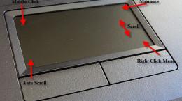 چگونه touchpad لپ تاپم را غیرفعال کنم؟