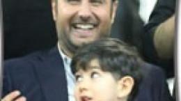 عکسهای مراسم جشن تولد ۳۲ سالگی محمد علیزاده همزمان با کنسرتش / دی ۹۲