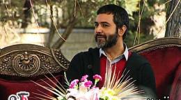 عکسهای جدید عمار تفتی بازیگر در برنامه زنده رود اصفهان