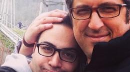 تصاویر جدید و دیدنی حامد تهرانی بازیگر مجموعه طنز خنده بازار