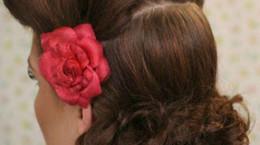 آموزش تصویری درست کردن مو به سبک کلاسیک