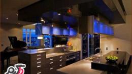 مدل دکوراسیون داخلی منزل با سبک مدرن