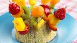 زیباترین تزیین آناناس برای مهمانیها