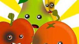قصه زیبای میوه های غمگین