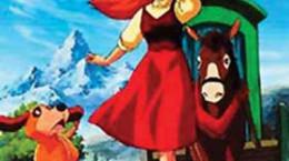 قصه کودکانه شنل قرمزی