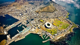زیباترین مکان های تفریحی و گردشگری آفریقای جنوبی
