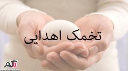 عوارض اهدا کنندگان تخمک