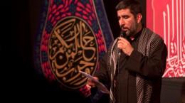 بهترین متن های مداحی شب هشتم محرم از حاج مهدی سلحشور