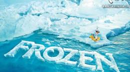 رویای دیزنی: هفت پوستر انیمیشن  یخ زده