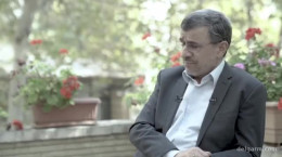 پاسخ احمدی نژاد در خصوص ساشا سبحانی و پدرش