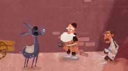 انیمیشن میرزا بلد - قسمت 5: آقا ضیا