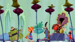 انیمیشن شکرستان - فصل یک - قسمت 15 - دروغی که از دروازه رد نمیشده