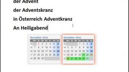 کلیپ آموزش تبریک سال نو و کریسمس به آلمانی