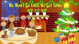 کلیپ آهنگ کریسمس | We Wish You A Merry Christmas