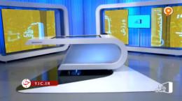 لحظه بیهوش شدن مهمان برنامه در پخش زنده