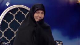 دعوت مادر شهید از رهبری برای صرف لوبیا پلو