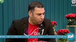 تقلید صدای علی دایی توسط یوسف کرمی بازیگر سریال نون خ