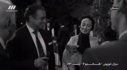 سکانس جنجالی سریال گاندو 2 با سام نوری