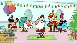 کلیپ طنز خنده دار دیرین دیرین - این قسمت کریسمس مبارکه