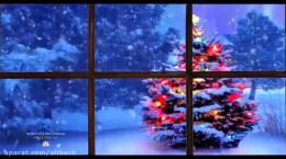 کلیپ تبریک کریسمس مبارک 2021