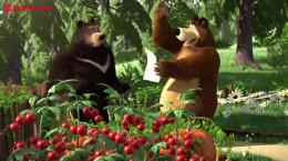 دانلود کارتون ماشا و خرس نینجاهای خانگی