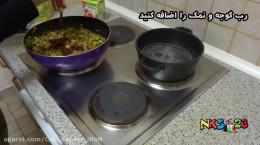 آموزش طرز تهیه و پخت لازانیا لذیذ و خوشمزه