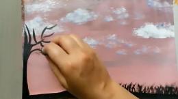آموزش نقاشی آسان و سریع فوق العاده زیبا برای روز پدر
