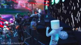 ویدیو Dj ماشملو در بازی Fortnite فورت نایت
