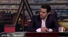 قسمت هایی از صحبت های جنجالی سارا بهرامی در برنامه همرفیق شهاب حسینی