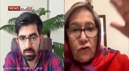 واکنش مینو محرز به واکسن زدن شهاب حسینی در آمریکا