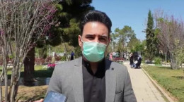 روایت شاهین صمدپور از روزهای تلخ خانه نشینی آزاده نامداری