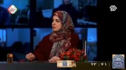 اشک های نصرالله رادش در برنامه زنده