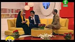 گفتگوی تلویزیونی فرزاد حسنی و آزاده نامداری