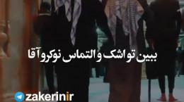 کلیپ مداحی دلنشین و بسیار زیبای حمید علیمی