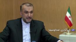 جواب امیرعبداللهیان به بایدن در مورد نگرانی توافق ایران با چین