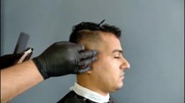 آموزش آرایشگری مردانه (سایه صفر تا صد)