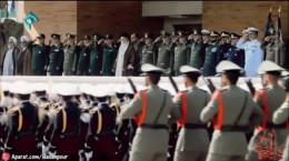 استوری زیبا به مناسبت روز ارتش جمهوری اسلامی ایران