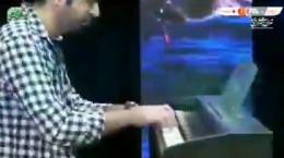 آهنگ جدید محمدرضا عیوضی بنام چشمای خاکستری