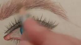 آموزش نقاشی به کودکان | این قسمت کشیدن نقاشی چشم رنگی برای روز چشم رنگی ها