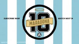 کلیپ مارادونا و بهترین گل هایش