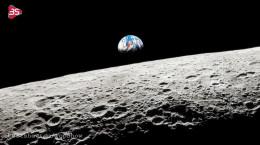 تصاویری باشکوه و خیره کننده از ماه