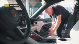 کلیپی از رکورد زدن دریفت با خودروی الکتریکی در گینس