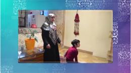 نماهنگ رهبری تربیت فرزند و مادری