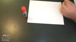 آموزش تصویری طرح دستی با کاغذ