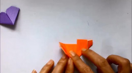 ساخت تاج کاغذی ساده رنگی اوریگامی