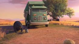 انیمیشن سینمایی کریسمس یک کامیون زباله ۲۰۲۰ دوبله فارسی