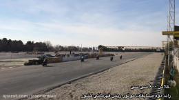 مسابقات موتور رانی در ایران