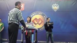مسابقات مچ اندازی سنگین وزن جهان