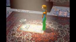 آموزش نماز صبح دو رکعتی تصویری